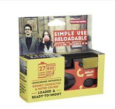 Lomography LomoChrome Metropolis 27exp 35mm Disposable Simple Use Film Camera Us