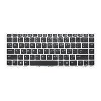 697685-001 US Keyboard Replacements for HP EliteBook Folio 9470m Laptop