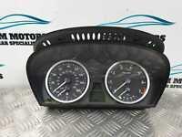 BMW 5 Series E60 E61 Instrument Cluster Speedo Clocks Petrol Automatic 6947356