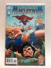 SUPERMAN & SUPERGIRL Maelstrom #1 (2009, DC) NM UNREAD!