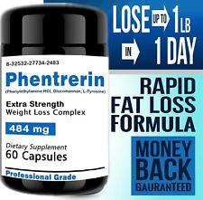 PhenWEIGHTLOSS XTRA Strength Weight Loss Complex Diet Pills Advnanced 37.5