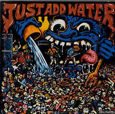 Just Add Water by Various Artists (CD Flapjack) BRAND NEW, FACTORY SEALED