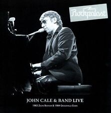 Live at Rockpalast by John Cale (CD, Oct-2010, 2 Discs, MIG) Made in Germany