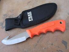 CAMILLUS WESTERN USA GUTHOOK SKINNER KNIFE ORANGE 143OT DISCONTINUED RARE