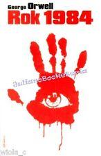 ROK 1984 George Orwell po polsku POLISH BOOK kieszonkowe wydanie od reki *JBook