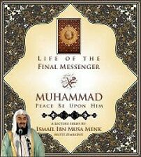 Life Of The Final Messenger Muhammad(PBUH) 29 Audio-CD Set By Mufti Ismail Menk