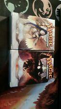 Mtg Divne vs Demonic Duel Deck Complete NM with Box