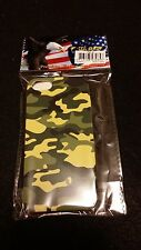 APPLE IPHONE 5 / 5S YELLOW / GREEN / BLACK CAMO Case Cover - NEW - Hunter