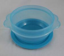 Tupperware B 20 Frische Express Dose Schüssel 400 ml Hellblau Blau VF