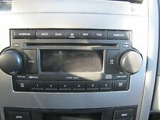 04-08 Dodge Durango 6 Disc CD - AM - FM OEM Radio