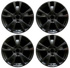 "19"" Acura TL 09 10 11 12 13 14 Factory OEM Rim Wheel 71788 Charcoal Full Set"