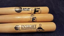 LOT OF 3  AT&T MINI BAT INSIGHT COMMUNICATIONS 18``