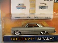 Jada Toys DUB CITY '63 Chevy Impala 1:64  Scale