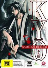 Samurai Deeper - Kyo Collection (DVD, 2009) Anime