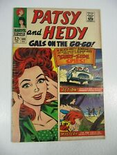 Patsy and Hedy #109 (Marvel Comics 1966) Patsy Walker Vg+