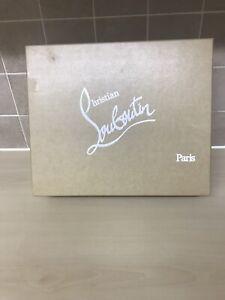 Christian Louboutin Shoes Size 42