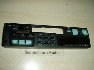 Alpine TDA-7537 Faceplate Only- Tested Good Guaranteed!