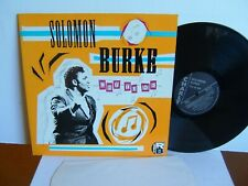 Solomon Burke - Cry To Me CRB 1075 UK LP 1stP 1984 Charly