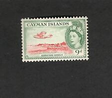 1950 Cayman Islands  SCOTT #144 KGVI  Georgetown Harbour MH stamp