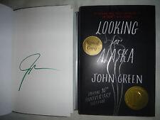 ***SIGNED 1st Print/Ed*** Looking for Alaska Anniv Ed John Green (BONUS SCENES!)