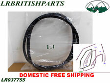 GENUINE LAND ROVER FRONT DOOR SECONDARY SEAL ON BODY  LR4  LR3 NEW LR037755