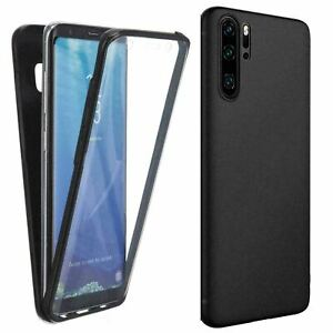 Front & Back Case Cover For Samsung A12 A22 A32  Clear Full Protection TPU Skin