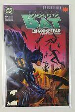 Batman: Shadow of the Bat #18 (Oct 1993, Dc) Knightfall