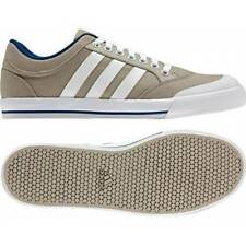 Chaussure ADIDAS Brasic 3 beige/blanc T:42 UK 8    Ref: V23857