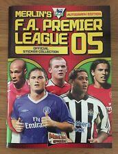 Merlin Premier League 2005 05 Complete Excellent Condition