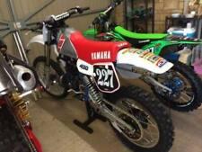 Yamaha YZ Motorcycles