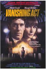 VANISHING ACT MOVIE POSTER 27x40 MARGOT KIDDER 1986