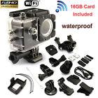 WIFI wireless Waterproof Sports DV 1080P HD Video Action Camera Camcorder SJ4000