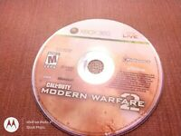Microsoft Xbox 360 Disc Only Tested Call of Duty Modern Warfare 2 MW2 Ships Fast