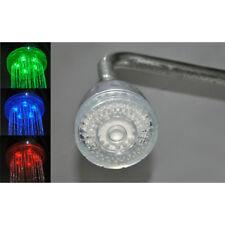 Soffione Doccia Con Luce Led E Sensore Di Temperatura 4 Colori