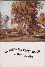 1949 The Merrimac Valley Region Booklet