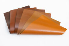 Goatskin Leather Craft Pack, 6 pieces of A5 210 x 148 mm ,0.6 - 0.8 mm thick BR