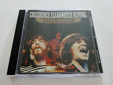 Creedence Clearwater Revival Chronicle CD Tom & John Fogerty Fantasy FCD-CCR2-2