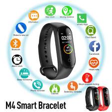 Versión M4 global mi band 4 Reloj Inteligente Pulsera AMOLED Bluetooth V4.0 2020 Hot