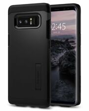 Custodia Samsung Galaxy Note 8 Spigen [Tough Armor] Cover Max Protection + Stand