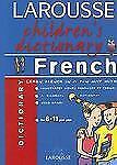 Larousse Children's French Dictionary (Larousse Chidren's Dictionary)-ExLibrary