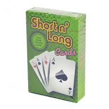 Svengali Short And Long Deck-Kids Magic Shows-Easy Card Magic Tricks **UK SELLER