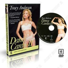 Dance Cardio 2 : Celebrity Trainer Tracy Anderson : New Exercise DVD