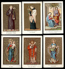 lotto santini-holy cards lot-lot images pieuses-konvolut heiligenbildichen 2165