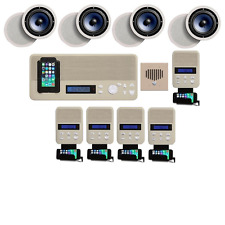 IntraSonic I2000 Intercom System Master Home Communication Speakers