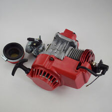 NICE 49CC 2-STROKE HIGH PERFORMANCAE ENGINE MINI MOTOR POCKET ATV DIRT USEFUL