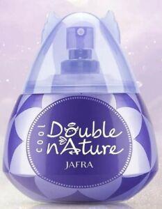 Jafra Double Nature cool Eau De Toilette 3.3 Fl Oz