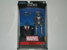 2020 MARVEL LEGENDS - JOE FIXIT SERIES : JOCASTA FIGURE
