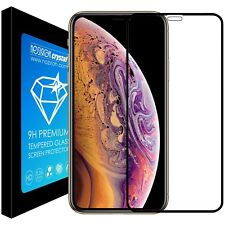 Pellicola Antigraffio Vetro Temperato Apple iPhone XS X 3D Copre Tutto Schermo