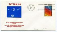 1983 Satcom II-R Domestic Communications Satellite Cape Canaveral Florida USA