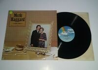 MERLE HAGGARD SONGS FOR THE MAMA THAT TRIED MCA RECORDS MCA 5250 LP ALBUM
